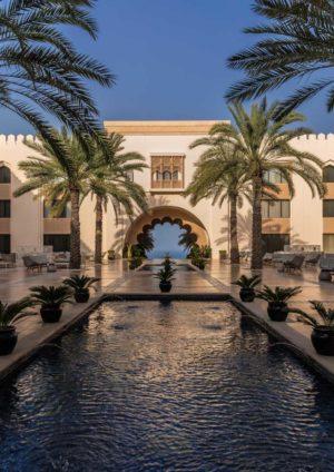 Hotel in Oman